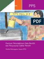 Panduan Pemutakhian Data Pemilih Pileg 2014 (PPS)