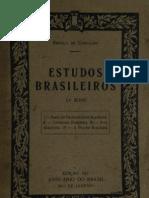 Estudo Brasileiros 1 - Ronald de Carvalho
