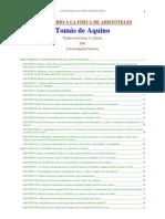 Comentário a la Física de Aritóteles - São Tomás de Aquino