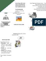 New Leaflet DBD