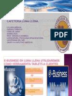 LUNA LLENA Crm, Erp, E-business, E-security, E-management