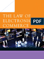 9780511688652 the Law of Electronic Commerce