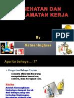 K3 pertemuan 3
