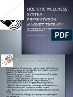 Magnet Therapy
