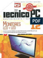 Tecnico Pc (12) Monitores Lcd - Led-USERS