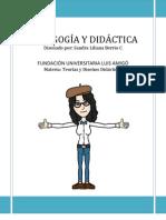 1.1 Epistemologia de la Pedagógia y Didactica