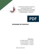 Diagrama Ishikawa Final