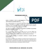 PROTECCIÓN DE LOS  DERECHOS  DE AUTOR