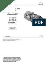 Manual de Cajas ZF 16 S......