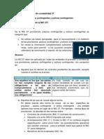Norma Internacional de Contabilidad 37 - NIC 37