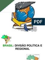 [GEO] Organização Política e Regional do Brasil