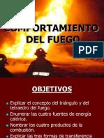 Comportamiento Del Fuego - Fap 2006