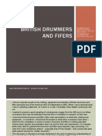 British Drummers Fifers, Revision 3