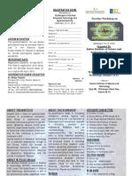 Information Brochure of Workshop on Nanoscale Technology Compatibility Mode 1(1)