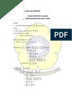 Tugas Struktur Aljabar_ Penyelesaian Soal-Soal Grup