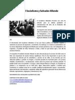 El 19 de Abril el Socialismo y Salvador Allende  - Presentación