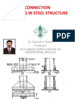 Detailing in Steel Structure Dr g s Kame