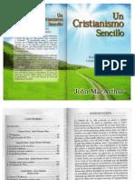 John MacArthur - Un Cristianismo Sencillo
