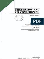 Refrigeration and Air Conditioning 2nd Ed. - W. Stoecker, J. Jones WW