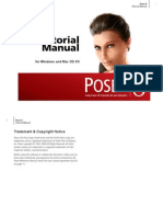 Poser 8 Tutorial Manual ORIGINAL