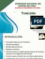 1,2,3 Clase Tuneleria