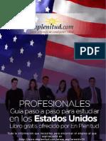 Estudiar en EEUU Profesionales