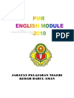 Pmr Paper 2 2010 Guided Writing and Summary