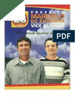 Baependy Merece Mais - Marcelo e Elsinho 23 Propostas de Governo