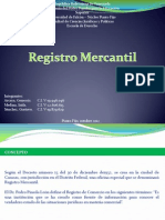 Diap - Registro Mercantil