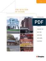 4100 Fire Alarm System