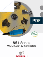 Souriau 851-Series Connector Catalog