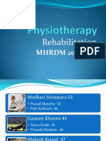 Physiotherapy Pt