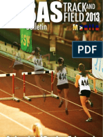 IASAS Track and Field Bulletin 2013