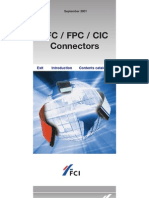Fci Connector Catalog
