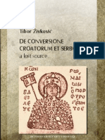 100475846 Tibor Zivkovic de Conversione Croatorum Et Serborum
