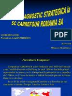 Analiza Si Diagnosticarea Strategica La S.C. CARREFOUR ROMANIA S.A.