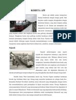 Paper train rail_ Train Rail