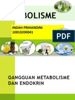 Homeopathy - Penyakit Metabolisme