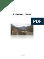 Marketing Turistic Baile Herculane