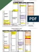 UCSI Academic Calendar 2013