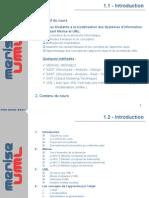 la modélisation des Systèmes d'Information en utilisant Merise et UML