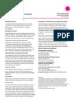 BF Checklist English