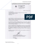 Informe Inspectores Banco de Espa+¦a 2005