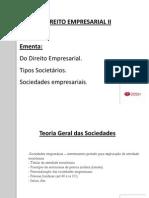 Aula 21022013 - Direito Societario.pptx