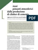Emissionio Inquinanti Nella Produzione Di Cemento 2011_ars_bressan_emi_lcm