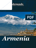 Landmarks and attractions in Armenia