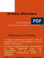 Anxiety Disorders Lecture.mansfans.com