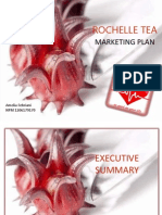 Amelia Febriani, Marketing Plan-Rochelle Tea