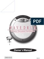 Wave Drum Manual