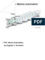 Introduction to Marine Automation